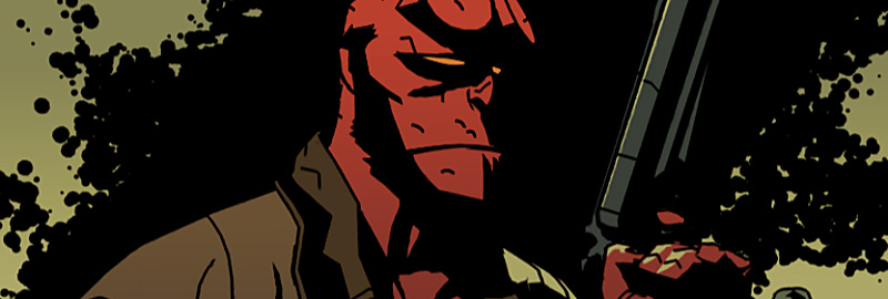 Hellboy Animation Test